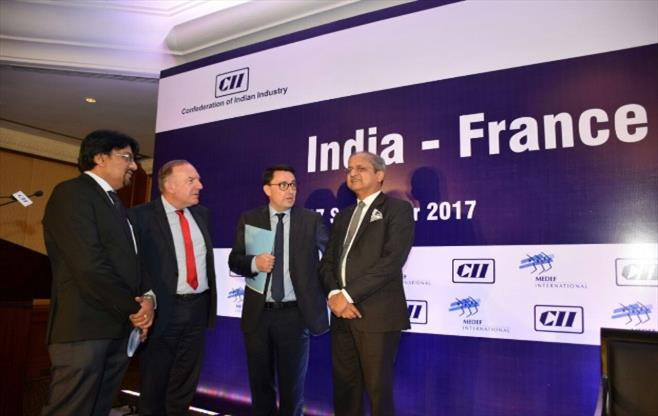 India - France Business Forum