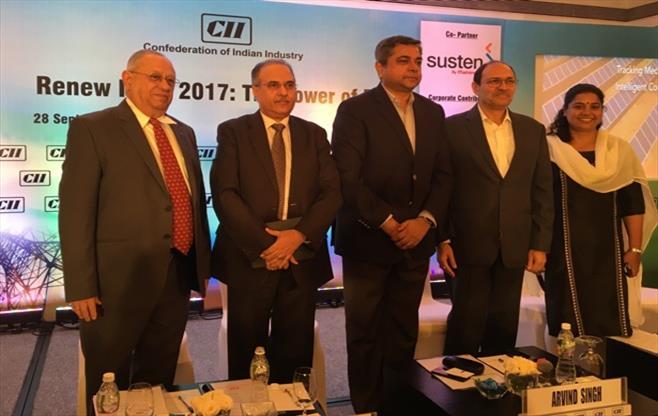CII Renew India 2017