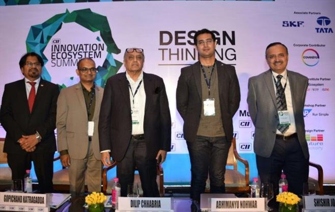 CII Summit on Innovation Ecosystem 2017