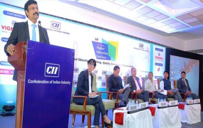 CII Higher Education Conclave