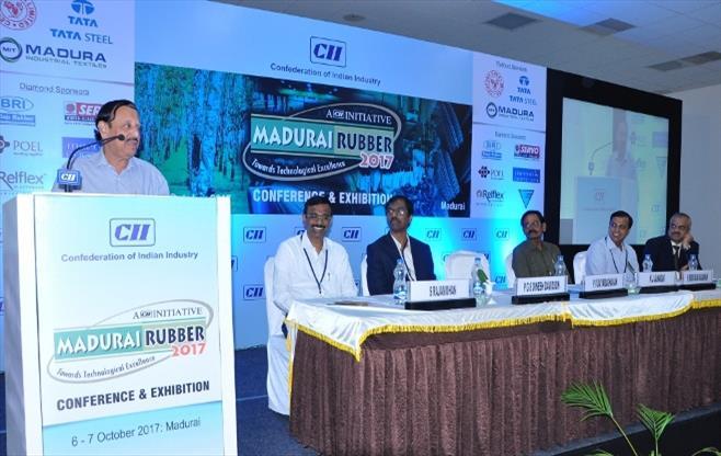 CII Madurai Rubber 2017