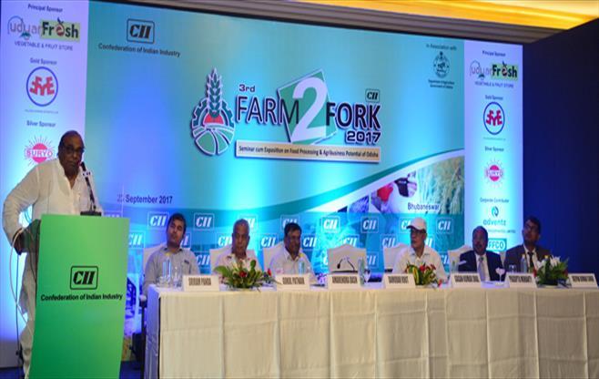 3rd CII Farm2Fork 2017