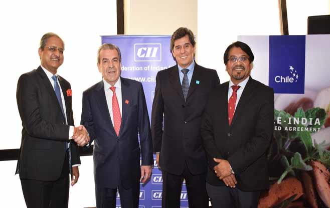 Chile – India Expanded Agreement