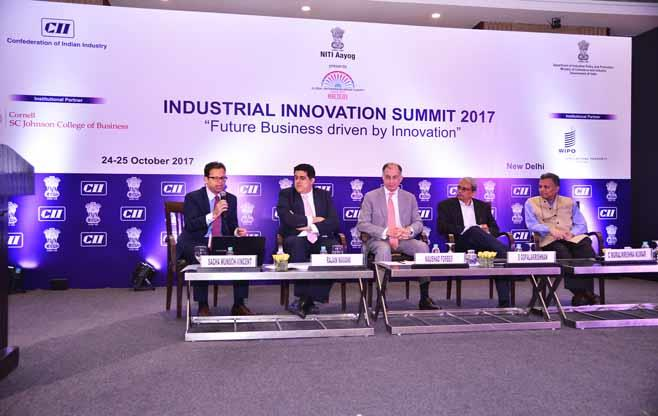 Session on India Innovation Index