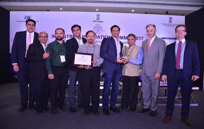 CII Industrial Innovation 2017