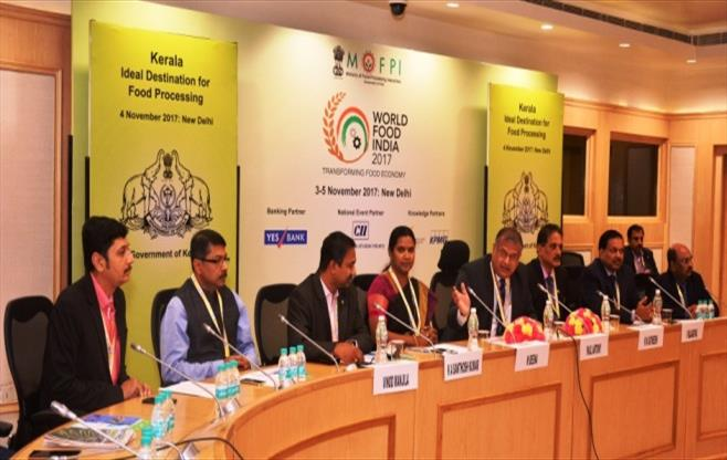 Session on World Food India 2017