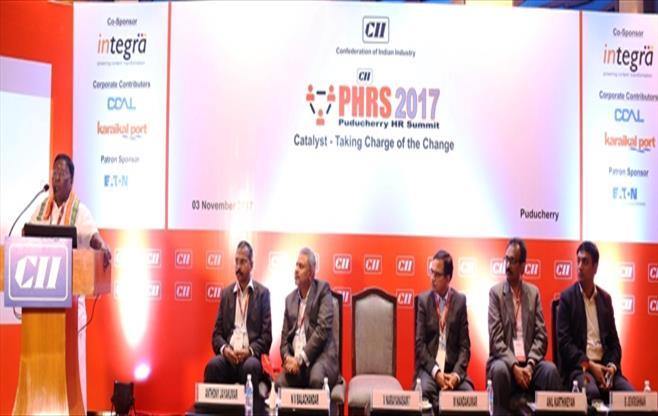Puducherry HR Summit 2017