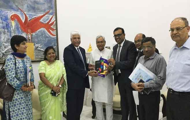 CII President-Designate meets Bihar CM