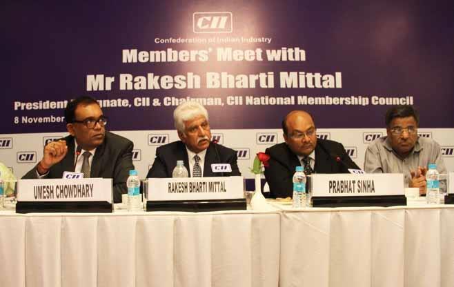 Members Meet in Patna