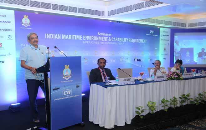 Seminar on Indian Maritime Environment