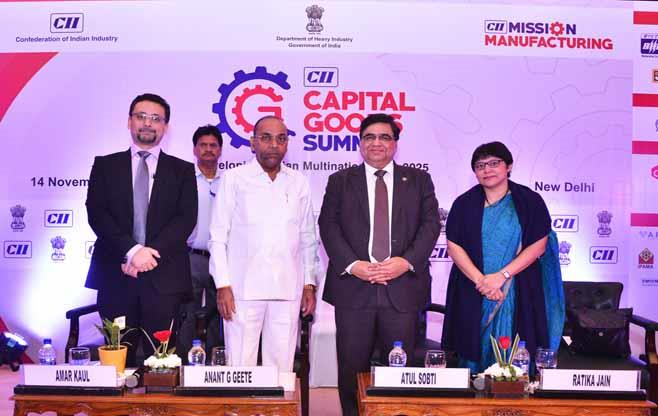 CII-DHI Capital Goods Summit