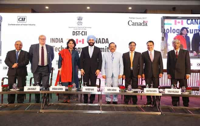 DST-CII India- Canada Technology Summit