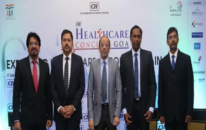 CII Healthcare Conclave