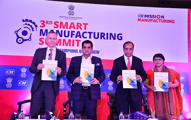 3rd CII–DHI Smart Manufacturing Summit