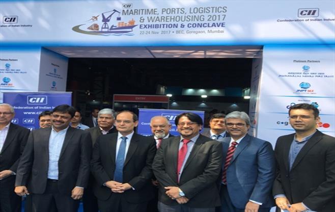 CII Maritime Expo 2017