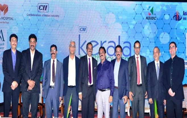 CII Kerala Health Tourism 2017