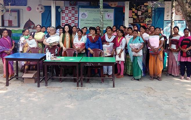 IWN's Dengue Prevention Drive in Assam