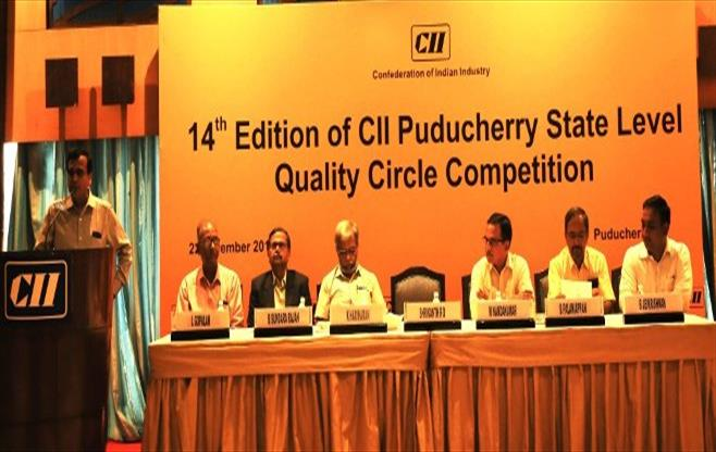 14th CII Puducherry QC Competition