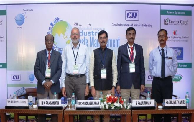Conference on Industrial WasteManagemet