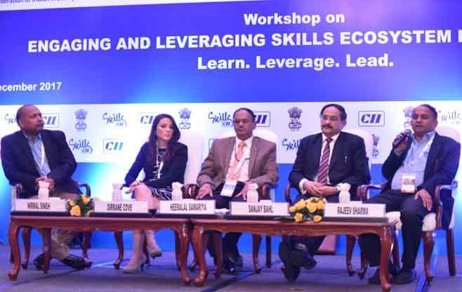 Engaging & Leveraging Skills Ecosystem