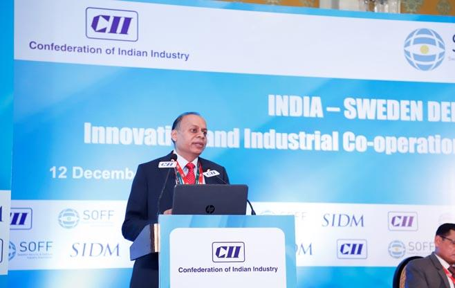 India-Sweden Defence Industry Seminar