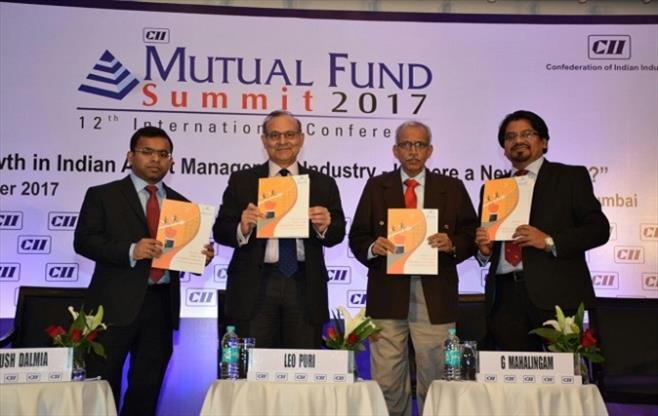 CII 12th edition of Mutual Fund Summit