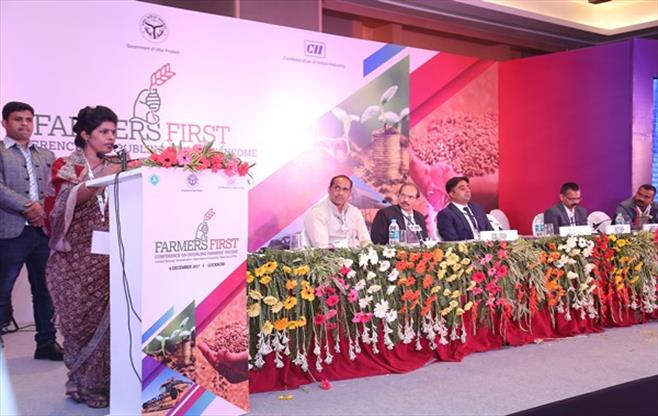 Farmers First Conference on Income