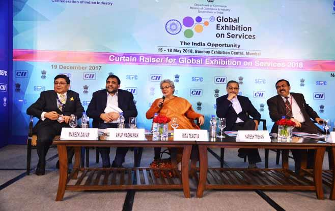 Curtain Raiser for GES 2018