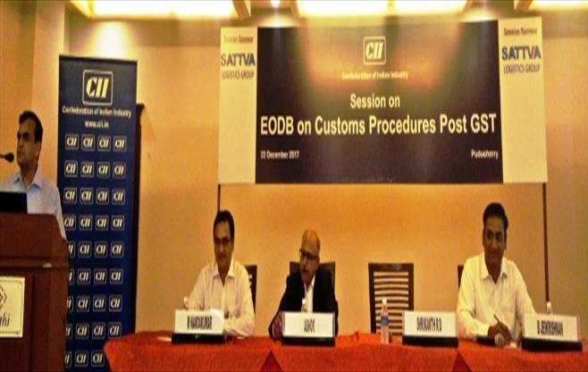 Session on EODB on Customs Procedures