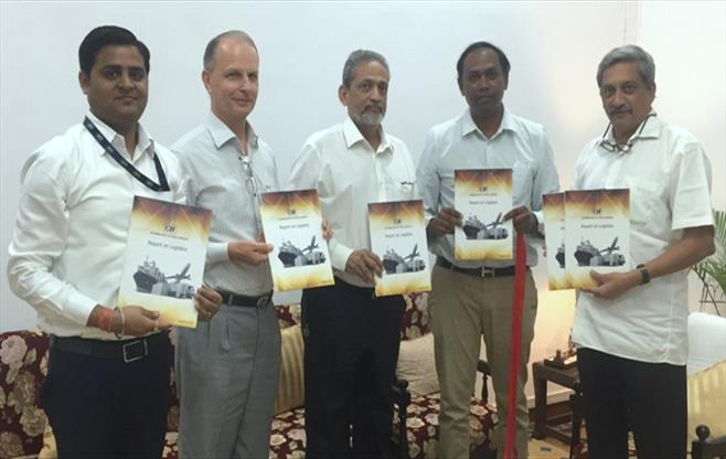 CII Goa Report Release on Logistics