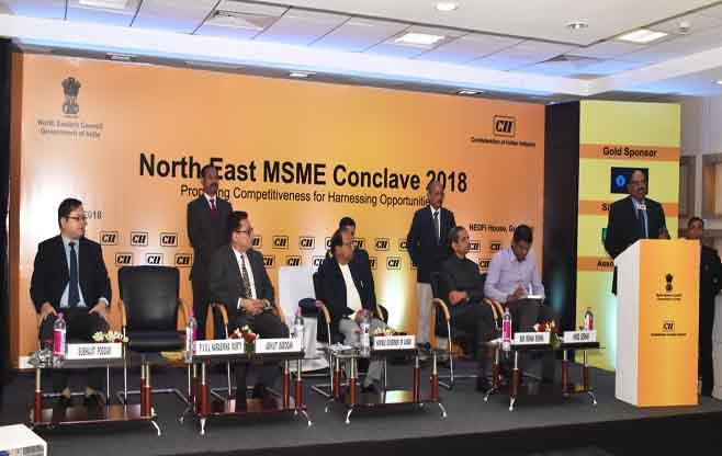 North East MSME Conclave 2018