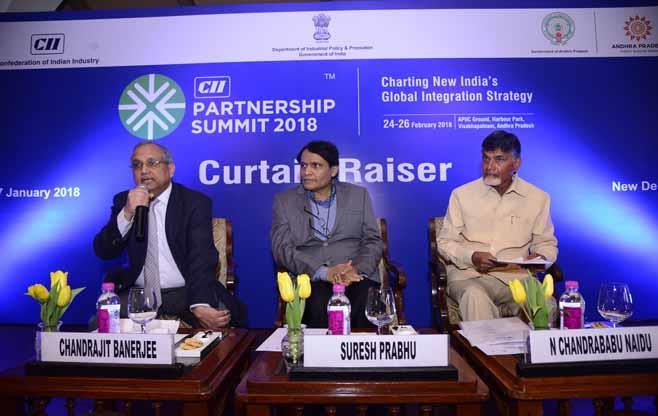 Curtain Raiser -Partnership Summit 2018
