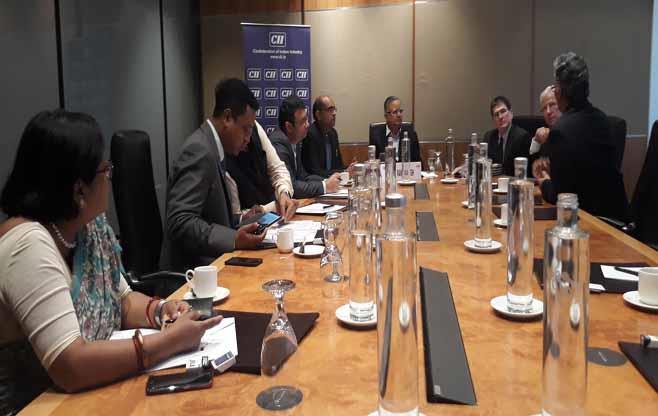 Seminar at Melbourne