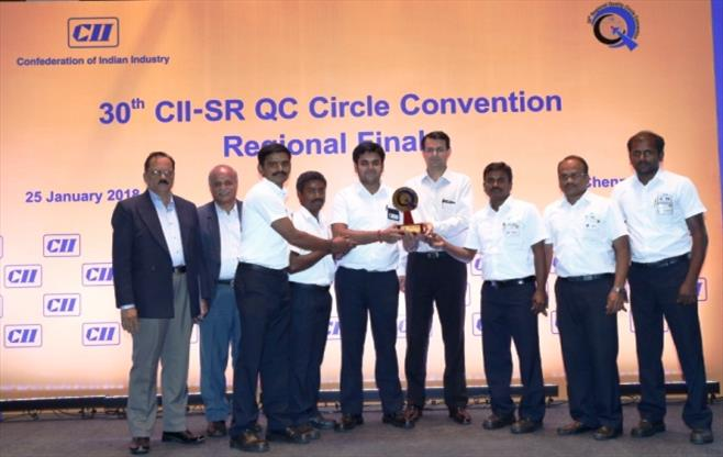 CII-SR 30th - QC Circle Convention