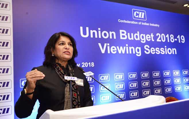 Union Budget 2018-19 Viewing Session