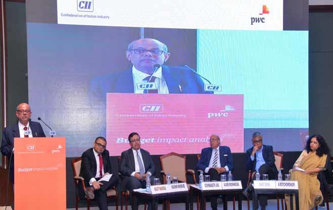 CII-PwC Budget Analysis
