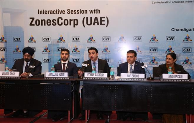 Interactive Session with ZonesCorp(UAE)