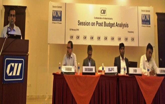 Session on Post Budget Analysis