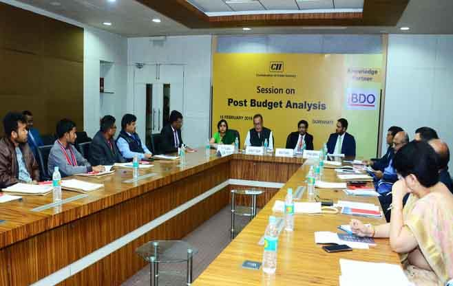 Post Budget Analysis Session