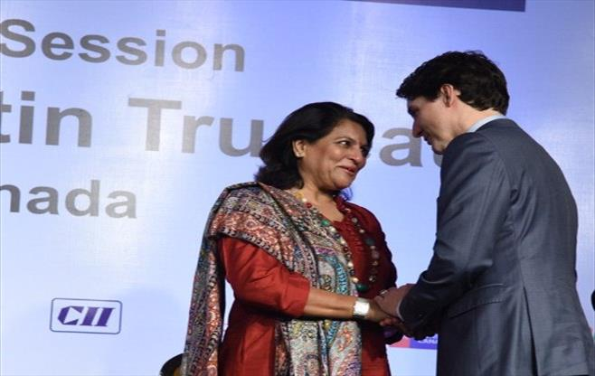 India Canada Business Session