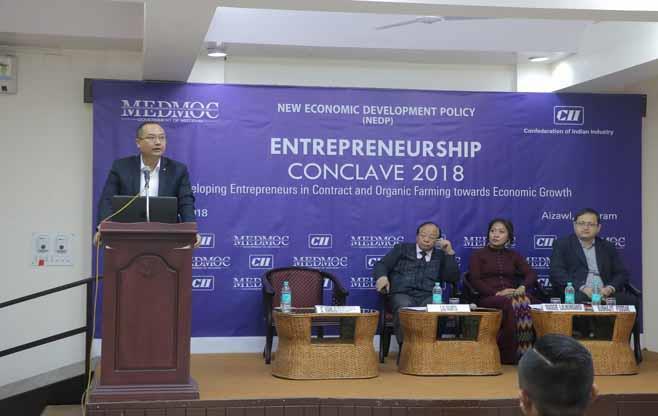 Entrepreneurship Conclave 2018