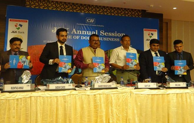CII J&K Annual Session 2018