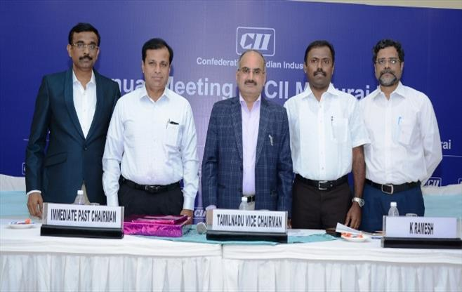 Annual Meeting of CII Madurai Zone