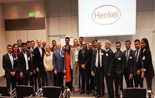 CII FBN delegation to Germany