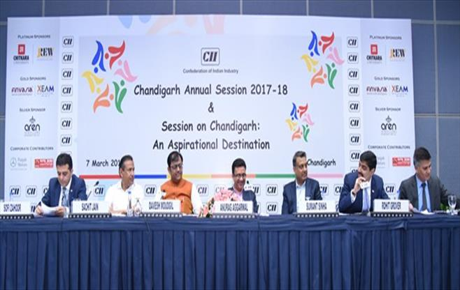 Chandigarh Annual  Session