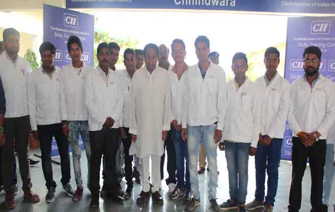 CII Skill Training Centre