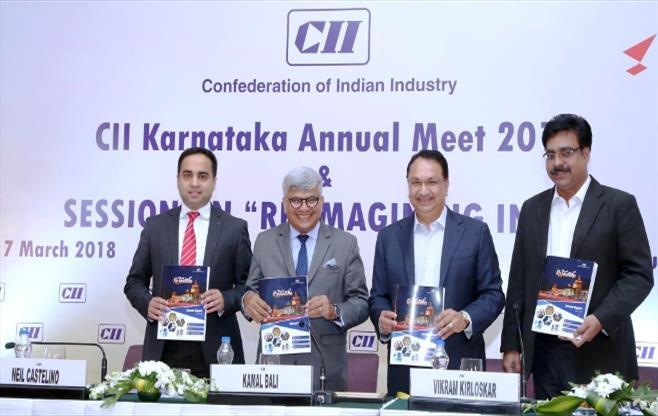CII Karnataka Annual Meet 2018