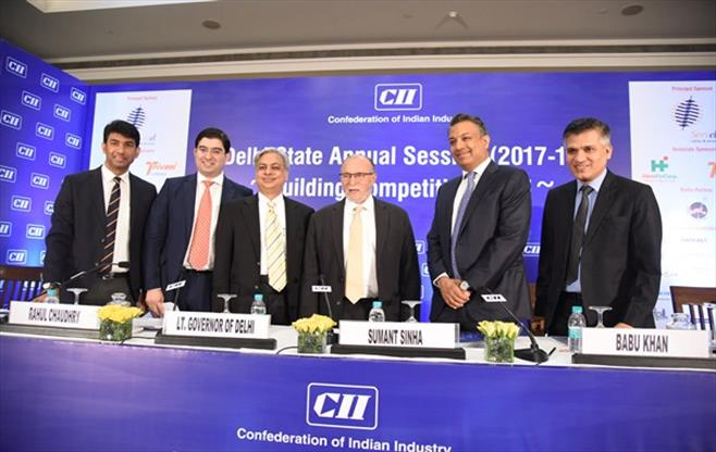 CII Delhi Annual Session