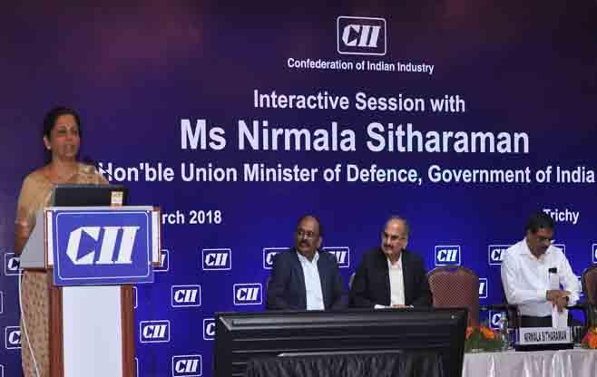 Interactive session with CII Members