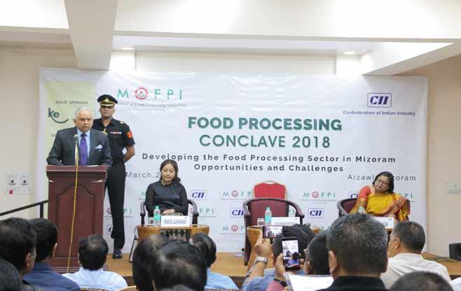Food Processing Conclave 2018